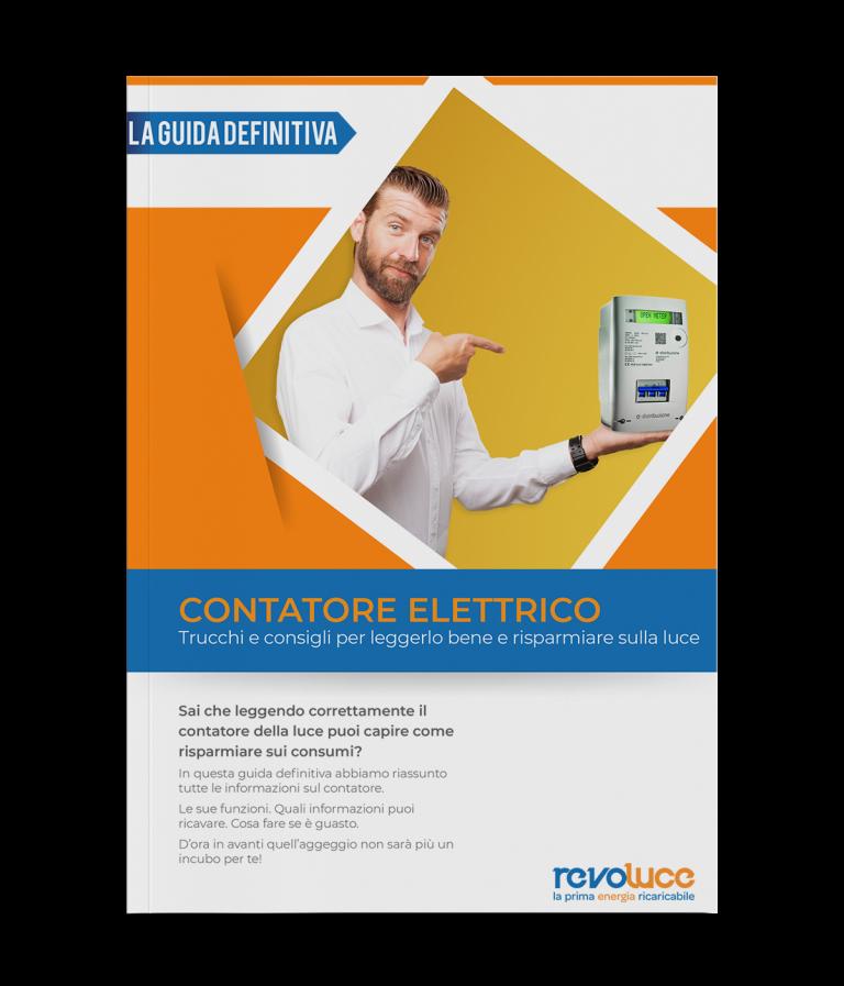 report Contatore Elettrico Revoluce